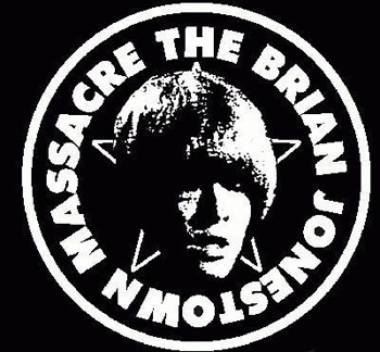 The Brian Jonestown Massacre logo