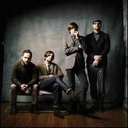 Death Cab For Cutie (Photo courtesy of Atlantic Records)