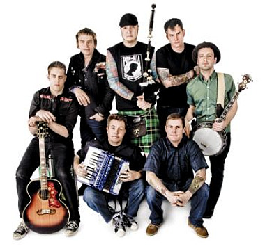 Dropkick Murphys (Photo credit Kerry Brett)