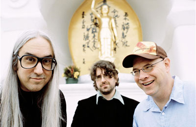 Dinosaur Jr. (credit: Brantley Gutierrez)