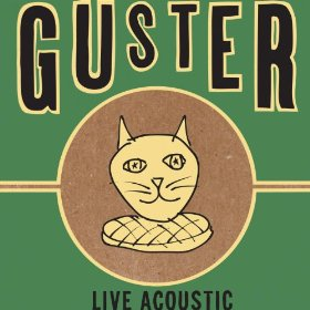 Guster: Live Acoustic (album cover)