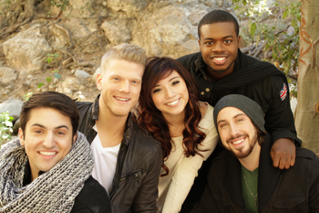 Pentatonix (credit Ryan Parma)