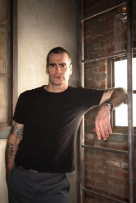 Henry Rollins (credit: Maura Lanahan)
