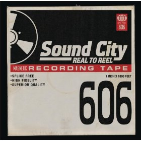 Sound City: Real to Reel (album cover)