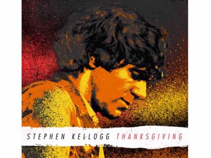 Stephen Kellogg - Thanksgiving single cover