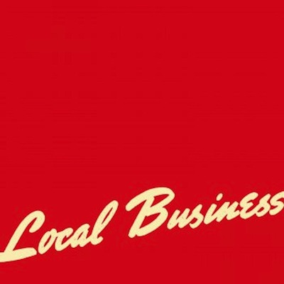 Titus Andronicus - Local Business album cover