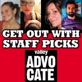 Get Out with Staff Picks