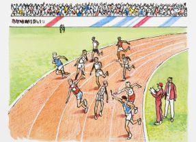 Chris Trotta, local marathon runner and triathlete, shares tips on how to get running
